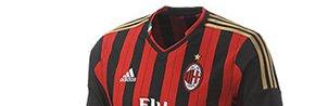 Shop AC Milan Home Jersey »