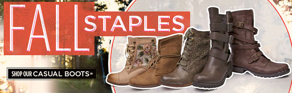 Shop Casual Boots at Journeys Now!