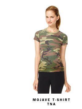 Mojave T-shirt TNA