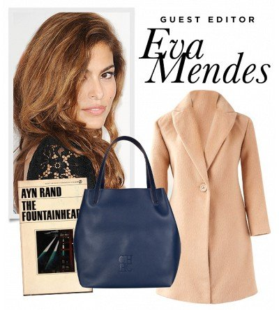 The Clothing & Beauty Items Eva Mendes Can't Live Without This Fall