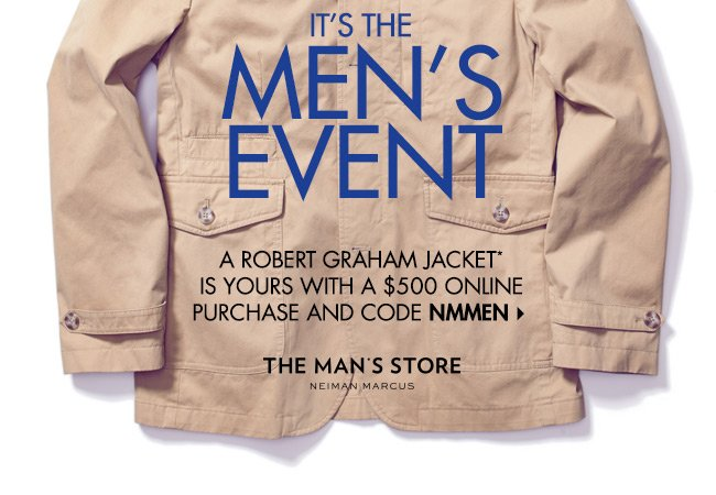Free Men's Robert Graham Jacket