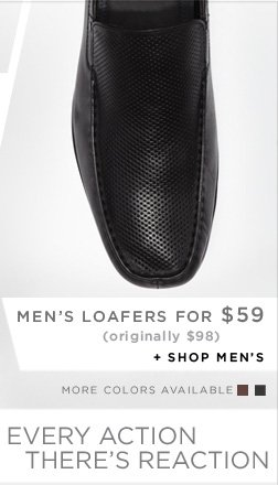 MEN'S LOAFERS FOR $59 (originally $98) // Shop Men's