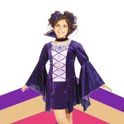 Hocus Pocus: Girls Costumes 4 Years & Up