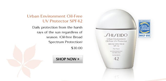 Urban Environment Oil-Free UV Protector SPF42