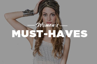 Women's Must-Haves