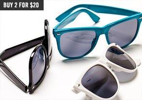 Shop 2 for $20 Sunglasses