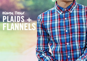 Shop Shirts You Need NOW: Plaid & Flannel