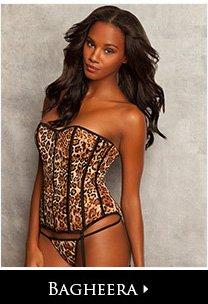 Bagheera lingerie set