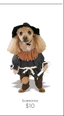 Scarecrow $10