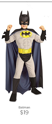 Batman $19