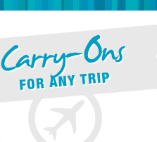 Carry-Ons For Any Trip