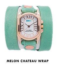 Melon Chateau Wrap