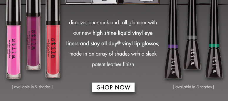 made in an array of shades with a sleek patent leather finish