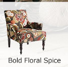 Bold Floral Spice