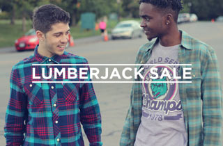 Lumberjack Sale