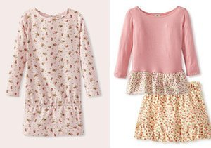 The Little Lady: Sweet Styles for Girls