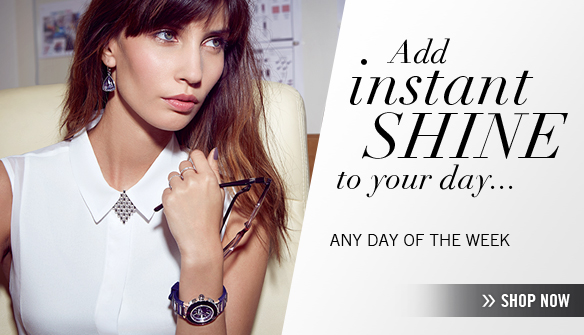 Add instant shine to your day