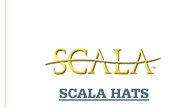 All Scala Hats on Sale