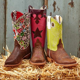Anderson Bean & Smoky Mountain Boots