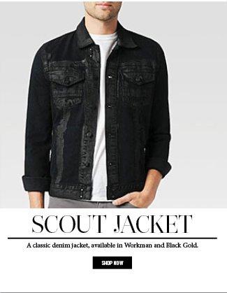 Shop Now - Scout Jacket