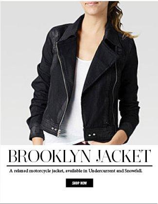 Shop Now - Brooklyn Jacket