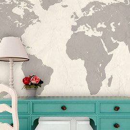 World View: Geography Décor