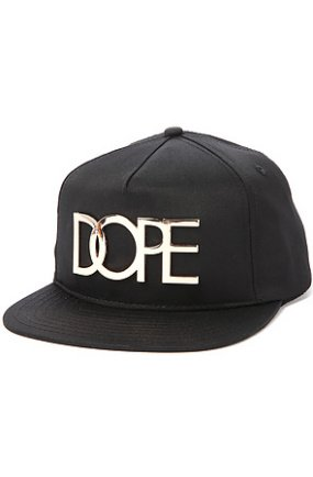 The 24k Hat in Black