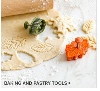BAKING AND PASTRY TOOLS