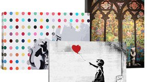 Best of Banksy and Friends