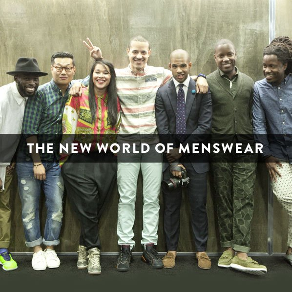 THE NEW WORLD OF MENSWEAR