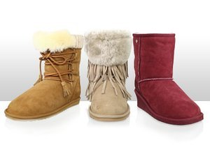 Cold Weather Prep: Shoes & Boots