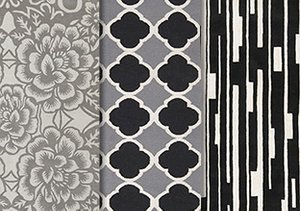 Up to 70% Off: Achromatic Rugs