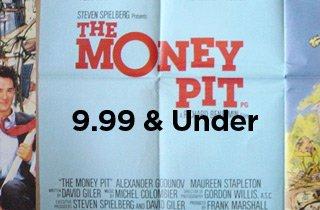 9.99 & Under