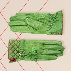 Valance Leather Gloves