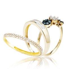 Gold Weekend: Bracelets & Rings Blowout