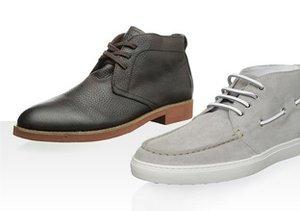Weekend Style: Chukka Boots