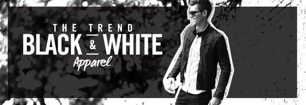 Shop Black & White Takeover: Apparel