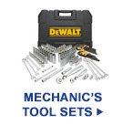 Mechanic's Tool Sets