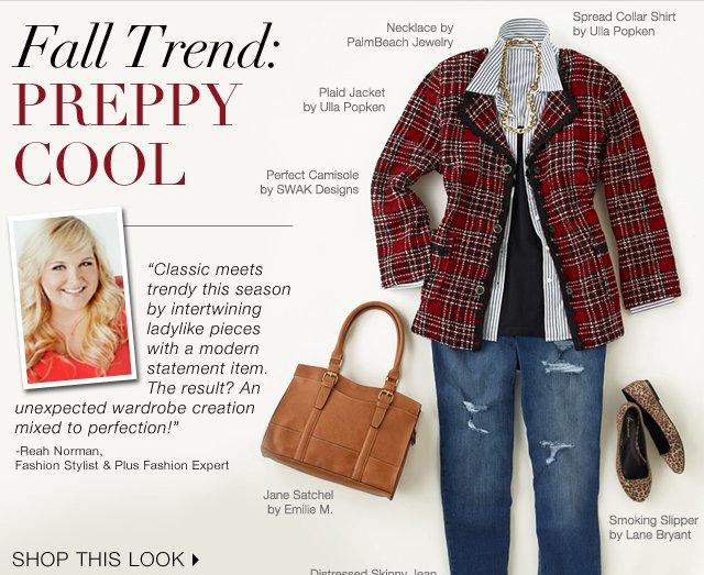 Shop Fall Trend: Preppy Cool