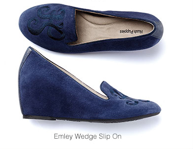 Women's Emley Wedge Slip On
