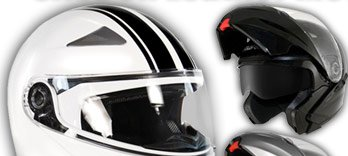 Hawk GLD-900 Modular Helmet - Only $71.95 with Coupon