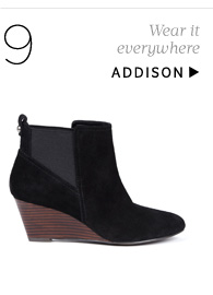 Wear it everywhere. Shop Addison