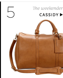 The weekender. Shop Cassidy