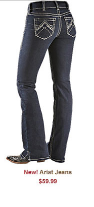 New Womens Ariat Jeans