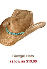 All Cowgirl Hats on Sale