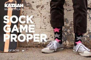 Marketplace: Sock Game Proper