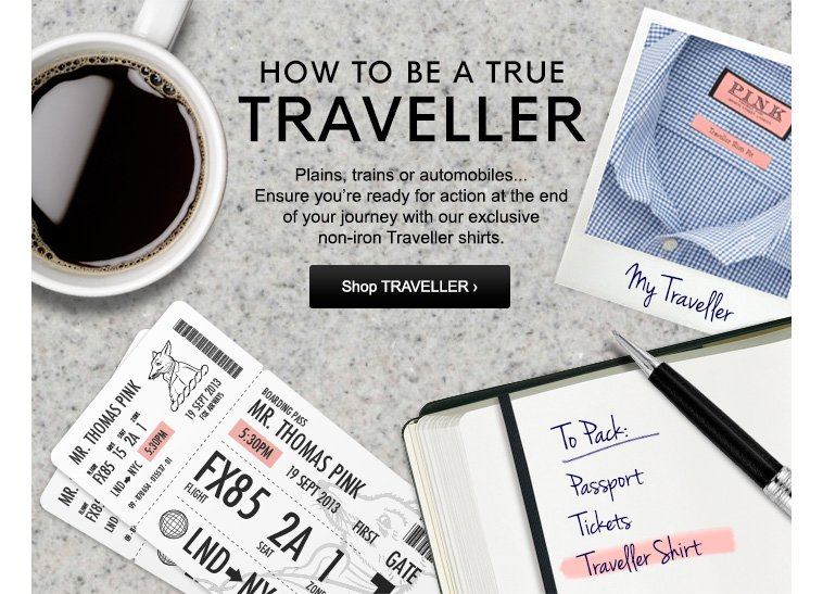 HOW TO BE A TRUE TRAVELLER