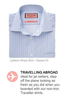 Lyttleton Stripe Shirt