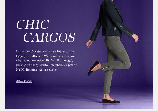 Chic Cargos