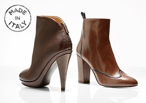 Italian Luxury: Shoes & Boots